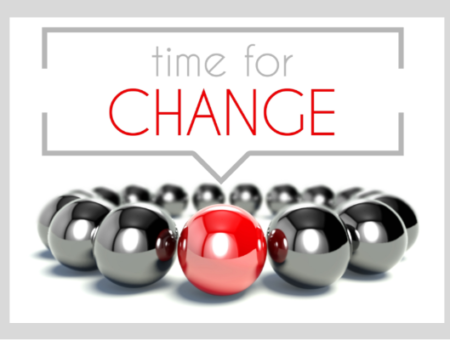 Change Management doesn't only apply to companies